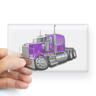 Tractor Trailer Stickers  Car Bumper Stickers, Decals
