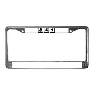 Cycling License Plate Frame  Buy Cycling Car License Plate Holders