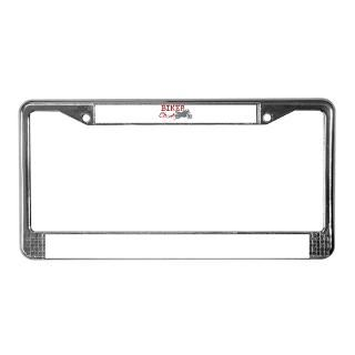 Biker License Plate Frame  Buy Biker Car License Plate Holders