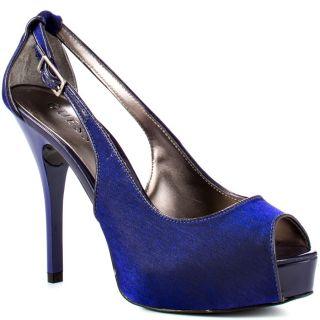 Guesss Blue Hondola   Dark Blue Fabric for 99.99