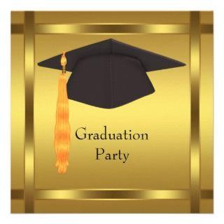 Graduation Cap Invitations is good invitation design