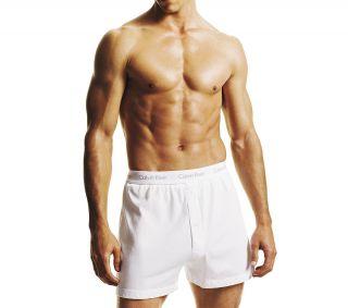 Calvin Klein Mens Knit Boxer Shorts