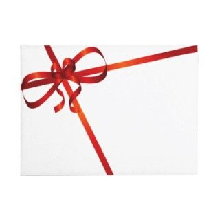 Christmas Card Gift Envelopes