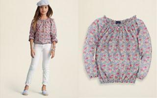 girls crinkle chiffon dress floral chiffon dress sizes 7 16 $ 65 00