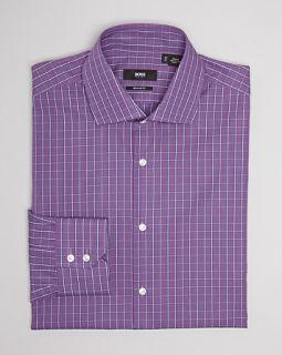 plaid dress shirt regular fit orig $ 155 00 was $ 131 75 92 22