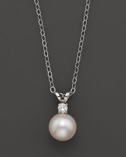 necklace white gold 7 5 mm reg $ 440 00 previous sale $ 220 00 now