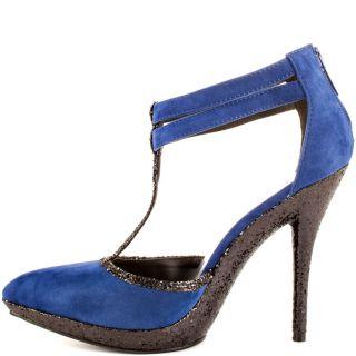 Multi Color Laporte   Blue Velvet for 79.99