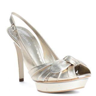 Saraff Heel   Gold, BCBGirls, $79.99,
