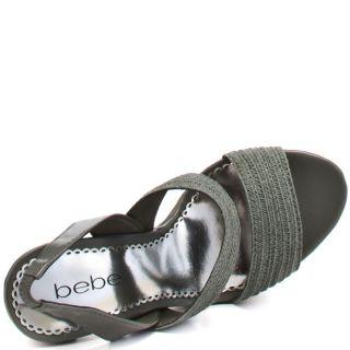 Noah   Grey Fabric, Bebe, $74.99