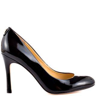 ivanka trump women s janie black patent $ 124 99