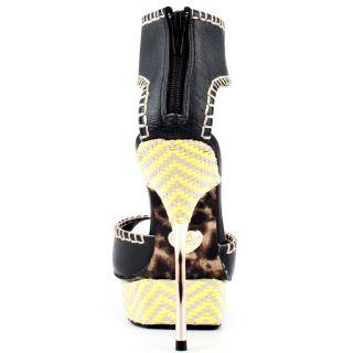Betsey Johnsons Multi Color Tricksy   Black Multi for 139.99