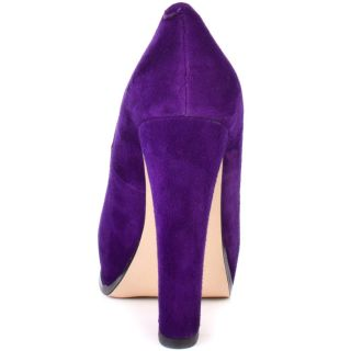 Sarrina   Purple Suede, Steve Madden, $99.99,
