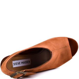 Steve Maddens Brown Wardenn   Rust Nubuck for 99.99