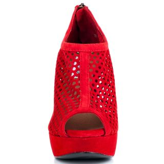 Steve Maddens Red Hawkins   Red Suede for 129.99