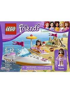 Lego Lego 3937 Olivas speedboat   House of Fraser