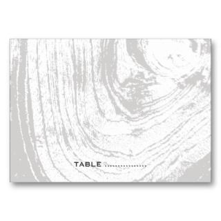 fatfatin Rustic Wood Winter Place Card Business Card Template