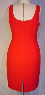 Lovely Lipstick Red Jones New York Dress Jacket 10