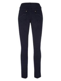 Jane Norman Super stretch skinny jeans Indigo