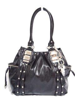 Kathy Van Zeeland Shopper Handbag Black