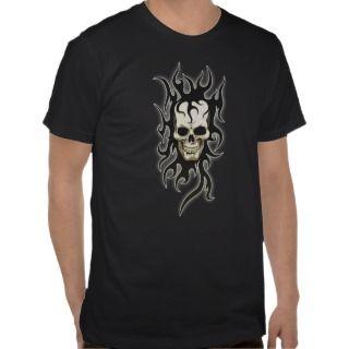 Skeleton Gothic T Shirt