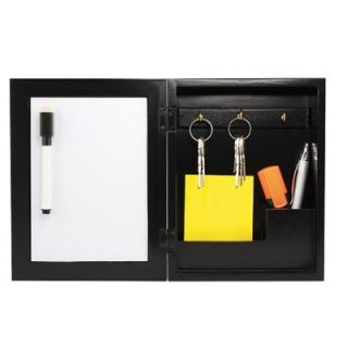Photo Frame Box Containing Key Keeper, Dry Erase Board and Pen Wall