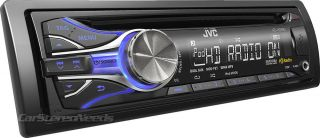 New JVC KD HDR61 in Dash Car Stereo HD Radio CD  iPod Receiver