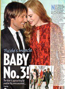 Nicole Kidman Keith Urban Pink P NK Aussie Ni 15 Oct