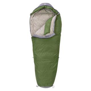 Kelty Cosmic 20 550 Down Sleeping Bag Macaw Green