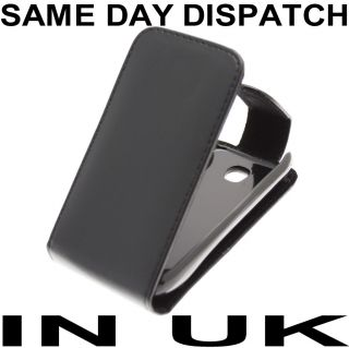 Samsung Galaxy 3 Apollo Leather Flip Case Cover I5800