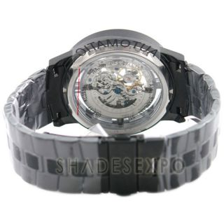 New Kenneth Cole Watches KC3981 Black