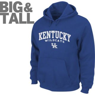 Kentucky Wildcats Big Tall Legacy Hooded Sweatshirt