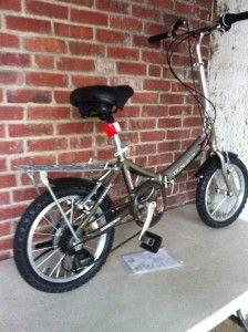 Kent Compact 16 Aluminum Folding Bike 16 inch Wheels