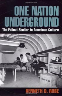 Underground A History of The Fallout Shelter Kenneth D Rose