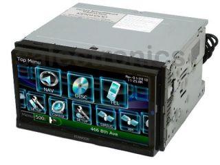 Kenwood DDX 896 Car Am FM LCD CD DVD 2 USBs Player Stereo 2 DIN