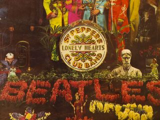 Beatles Sgt Pepper RARE 1st UK Press Mint Stereo Y B Stunning Audio
