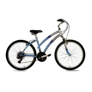 Kent Sierra Madre 26 21 Speed Ladies Comfort Bicycle
