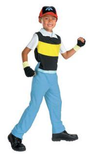 Ash Ketchum Pokemon Kid Halloween Costume Toddler 3T 4T