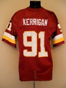 NEW MINOR FLAW Ryan Kerrigan #91 Washington Redskins Small S Reebok