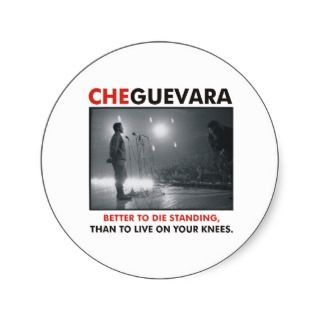 Che Guevara Products & Designs! Sticker