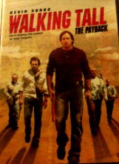 WALKING TALL The PAYBACK (2007) Kevin Sorbo Yvette Nipar A.J.Buckley