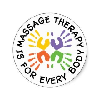 Massage herapy Is For Every Body Sickers