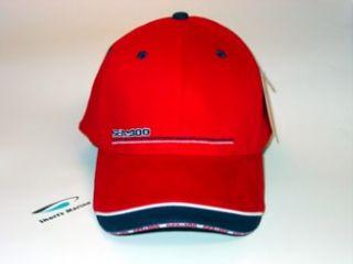 Sea Doo Key West L XL Red Stretch Cap Hat SeaDoo