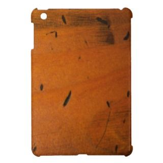 Baltic Pine Wood Custom Faux Wooden iPad Mini Case