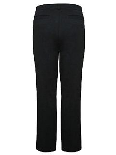 Minuet Petite Black Cigarette Trouser Black