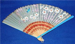 1800s Style Asian Hand Fan from TVs Kung Fu