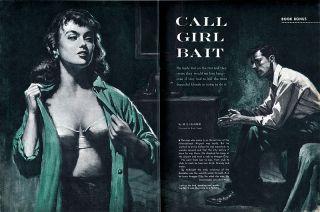 Male Call Girl Bait Frank Luke Blonde Who Runs The Syndicate Copeland