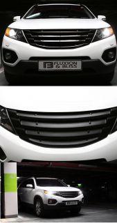 Kia 2011 Sorento Front Radiator FPS Grille 2010 2012