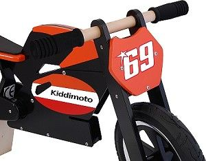 Kiddimoto Heroes Learn to Ride Kids Balance Bike New