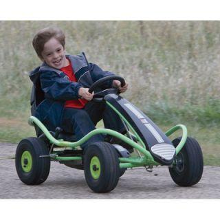 Kettler Kettcar Green Racer Pedal Car