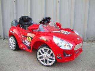 6v Battery Powered Kids Ride on Electric Toys Car Sports Car for Kids